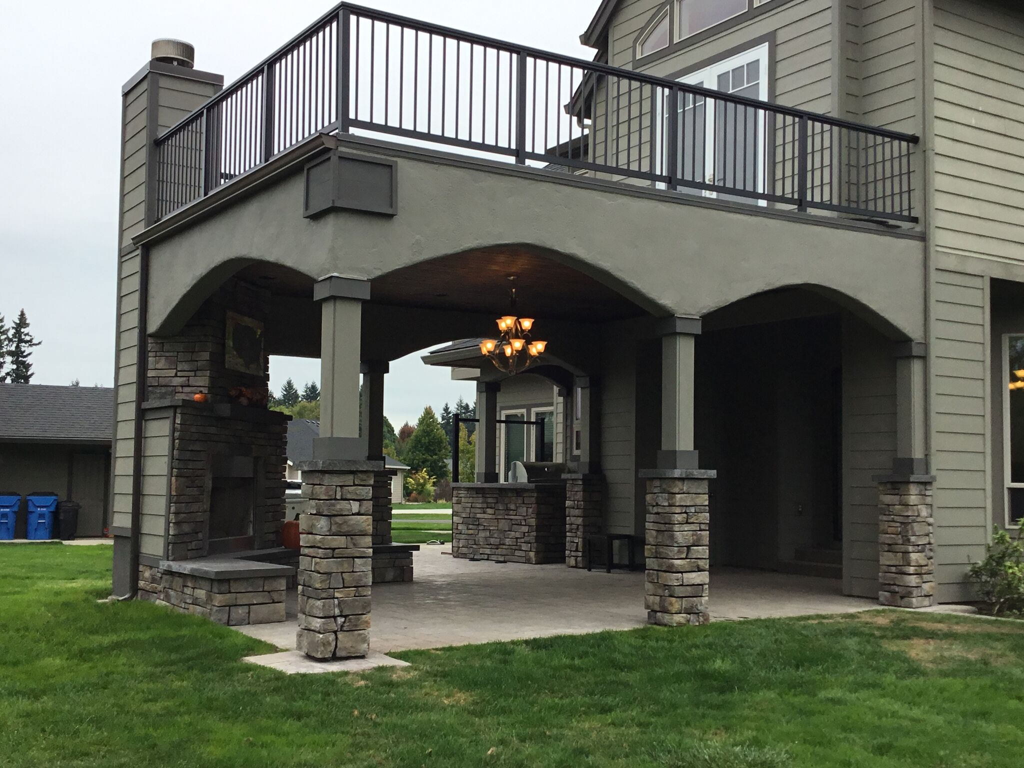 RR Custom Exteriors: Vancouver, WA: Outdoor Living Spaces, Kitchen ...