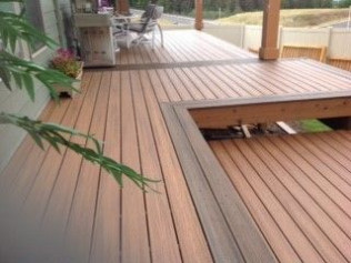 Custom Composite Decking